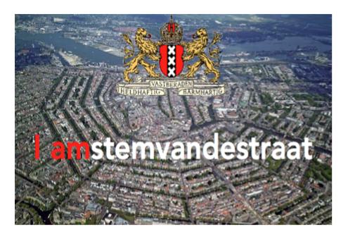 5-punten plan Stem van de Straat Partij (SvdS).