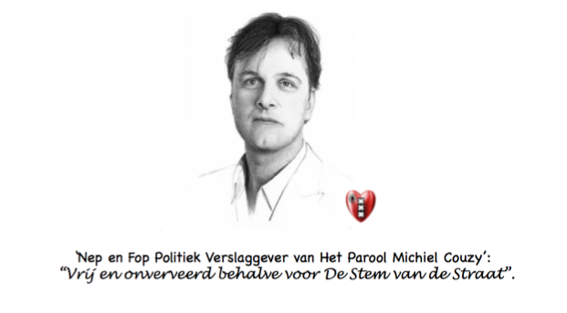 Open brief: 'Gemeenteraad Verkiezingen-Censuur' :'PvdA-Bejaarde Vod-Het Parool' discrimineert Stem van de Straat.