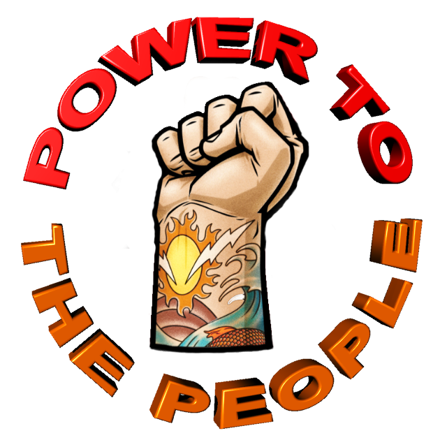 POWER TO THE PEOPLE logo 03